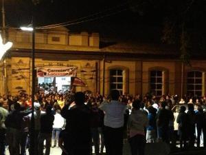 Vecinos de San Ramón de Alajuela, celebran la decisión de la mandataria de poner fin a la concesión de la ruta SJ- San Ramón