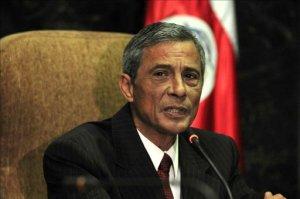 En la imagen, el fiscal general de Costa Rica, Jorge Chavarría. EFE