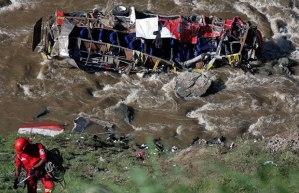 Accidente de autobus en Montenegro daja 16 muertos de nacionalidad rumana