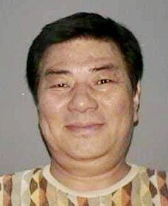 Imagen de Sang Ho Kim en una foto sin fecha cedida por la policía del condado Nassau, en Mineola, Nueva York, el 25 de septiembre de 2013. Este individuo es sospechoso de efectuar un tiroteo ese mismo día en una empresa importadora de artículos de electricidad en el estado de Nueva York. (Foto AP/