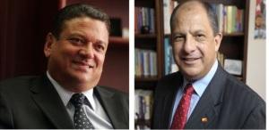 El oficialista Johnny Araya y Luís Guillermo Solís de Acción Ciudadana enfrentarán una segunda ronda electoral