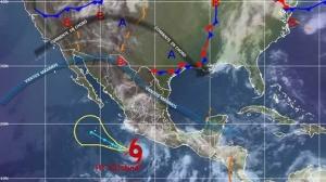 El huracán Cristina se fortalece en el Pacífico