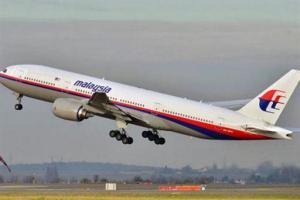 Impactado por un misil, cayó un avión de Malaysia Airlines en el este de Ucrania