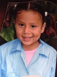 Yerelyn Guzmán de 6 años se encuentra desaparecida desde la semana anterior y se desconoce su paradero.