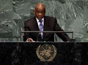 El primer ministro de Lesoto, Thomas Thabane, confirmó hoy que el Ejército ha tomado el control de su país con un golpe de Estado