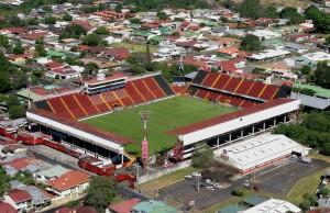 Estadio Alejandro Morera Soto contará con paneles solares