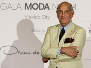 Diseñador Óscar de la Renta murió a los 82 años víctima de cáncer
