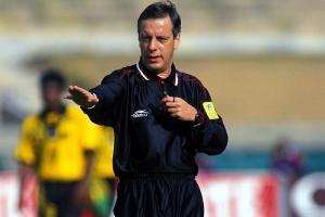El exarbitro mexicano, Arturo Brizzio será uno de los invitados para el Simposio Internacional