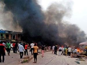 Dos explosiones sucesivas sacuden un mercado popular de la localidad de Potiskum, apenas un día después de un ataque similar en la población de Maiduguri
