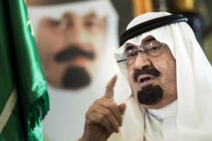 El rey Abdula tenía 90 años de edad