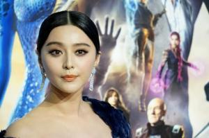 La actriz china Fan Bingbing durante un evento el 10 de mayo de 2014 en Nueva York. (GETTY IMAGES NORTH AMERICA/AFP