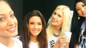 Esta foto ha generado polémica a días del inicio de Miss Universo
